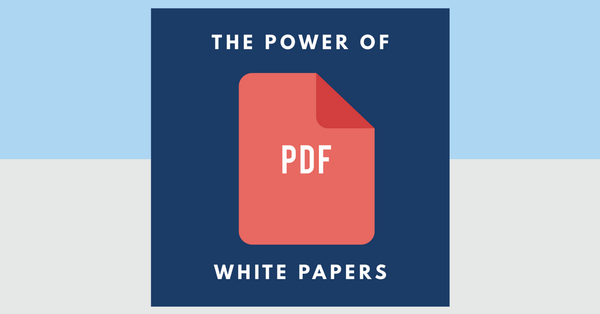 The Power of White Papers