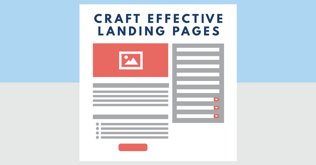 Crafting Effective Landing Pages