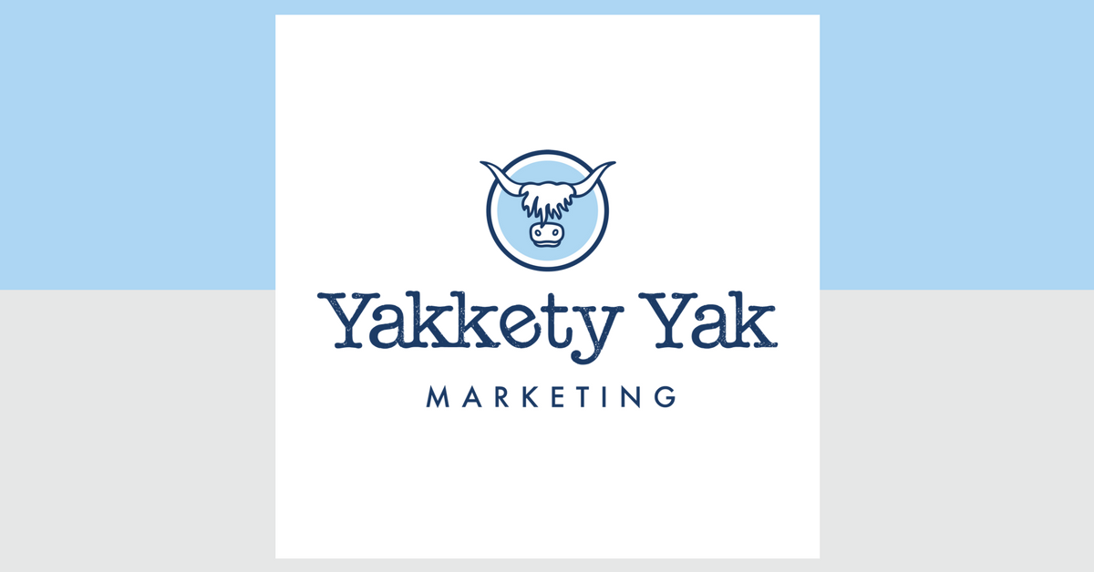 Yakkety Yak Logo with updated branding