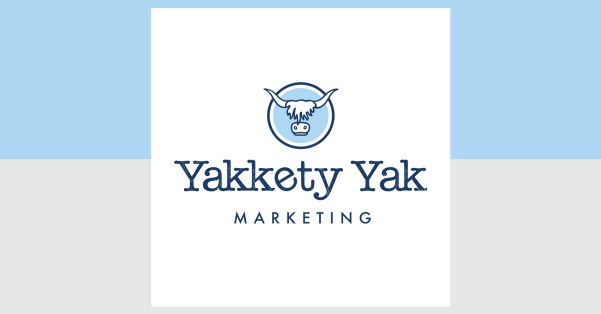 Yakkety Yak Logo with updated branding