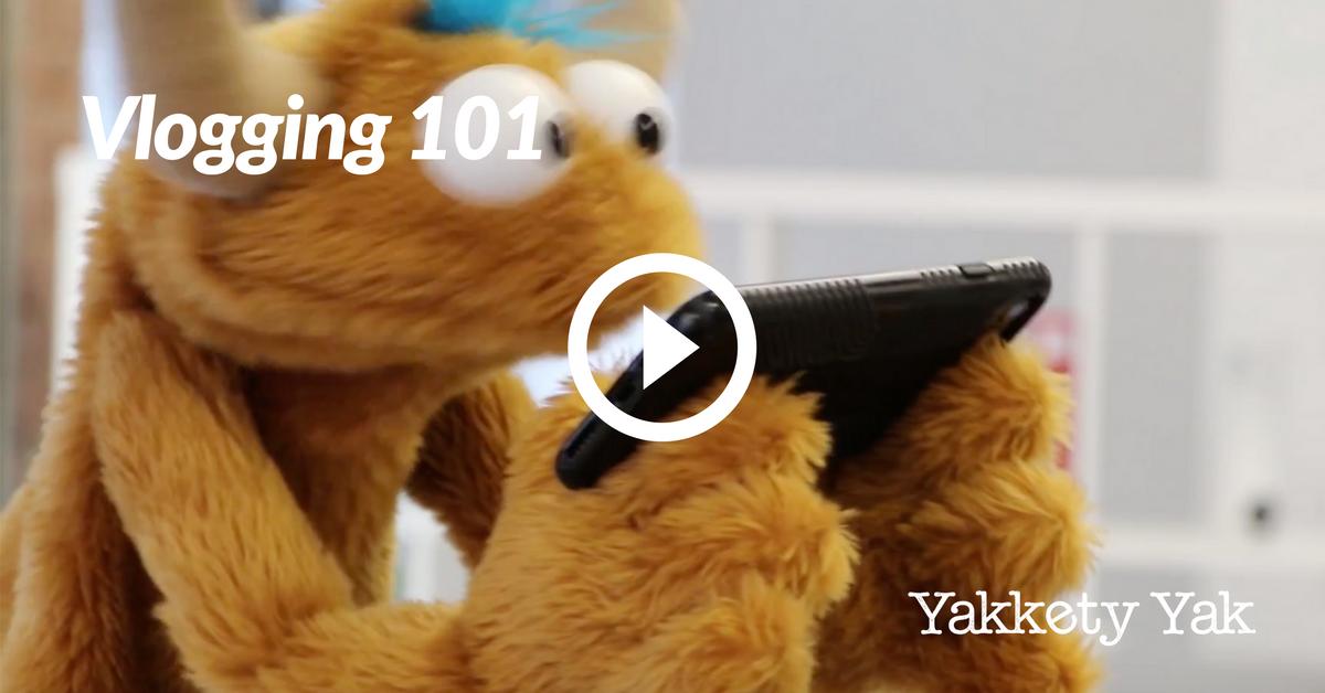 Vlogging 101
