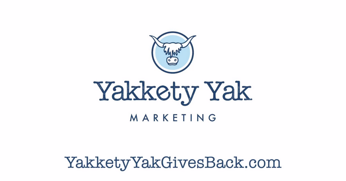 Yakkety Yak Gives Back