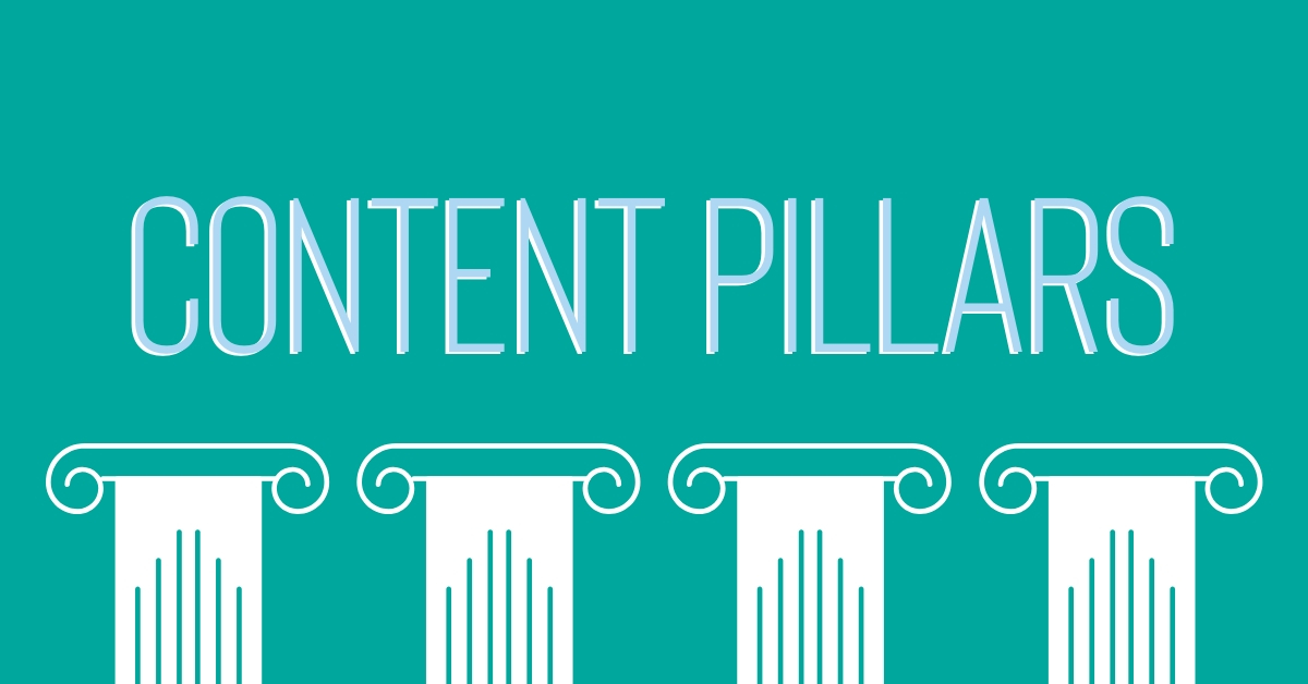 Pillar Pages: Content Pillars