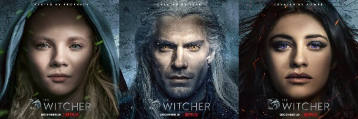 YY Monthly Round-Up January 2020 The Witcher Sean