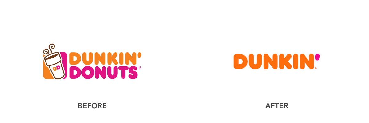 Brand Refresh: Dunkin