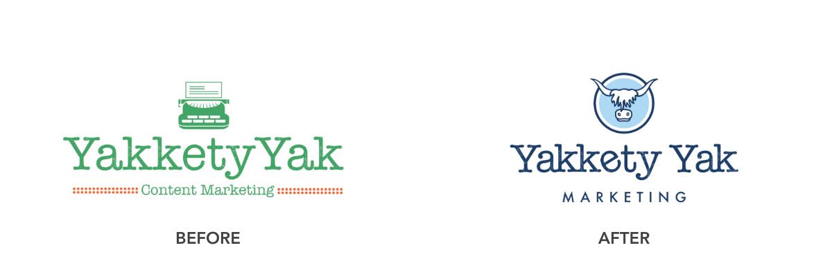 Brand Refresh: Yakkety Yak