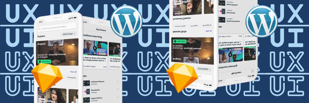 WordPress Courses UX UI